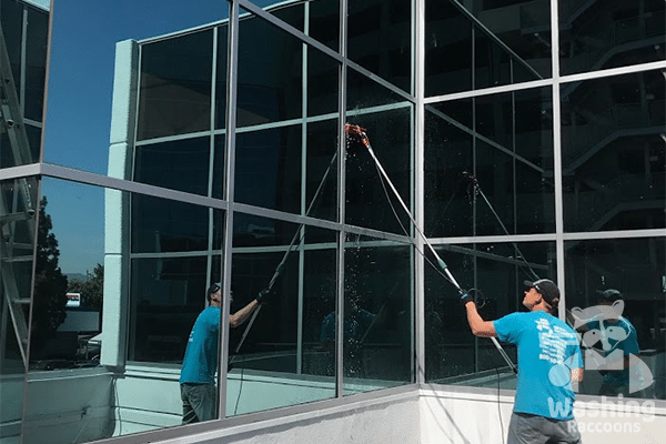 Commercial Regular Window Cleaning
