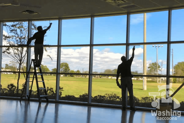 After Construction Window Cleaning